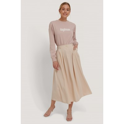 NA-KD PLEATED MIDI SKIRT 1018-006275