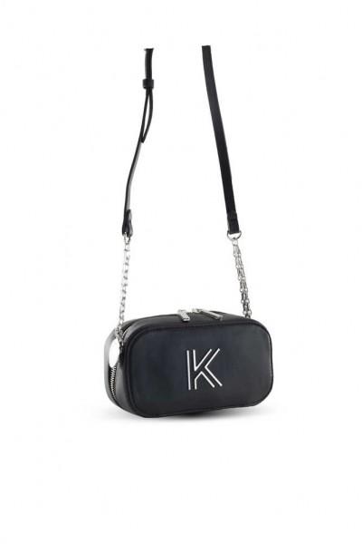 KENDALL+KYLIE HEATHER CROSSBODY BLACK 221-0003-26