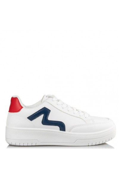 ENVIE SHOES COOLIO SNEAKERS σε λευκό χρώμα M42-14916