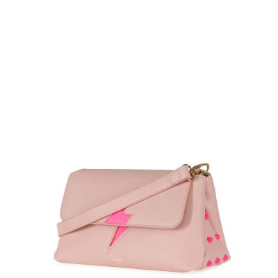 BILLIE CROSS BODY BAG PINK/NEON
