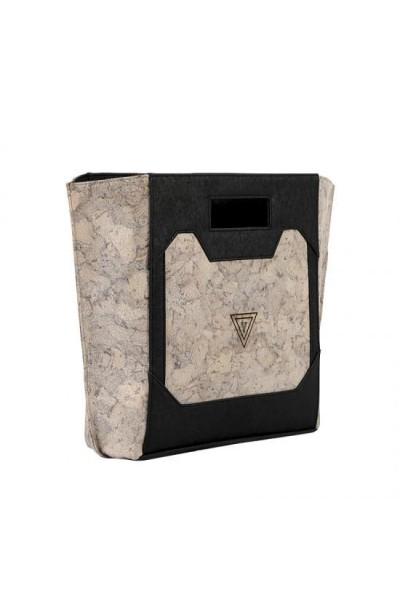 YFOS Office bag από 100% οικολογικό φελλό