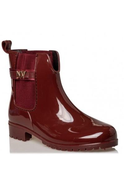 ENVIE SHOES RAIN BOOTS σε κόκκινο χρώμα V22-14023